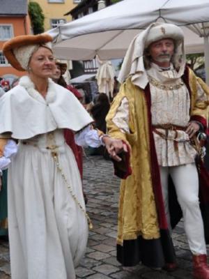 Foto des Albums: Impressionen Mittelaltermarkt in Meersburg (06.10.2011)