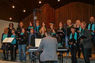 Fotoalbum Kurkonzert im Pavillion in Wertach findet zahlreiches und begeistertes Publikum