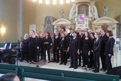 Fotoalbum Gospelkonzert (Gruppe aus Northeim)