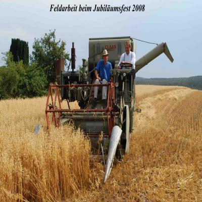 Fotoalbum Feldtag 2008