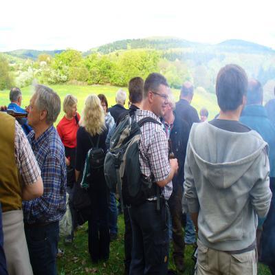 Fotoalbum Waldbegang 2013