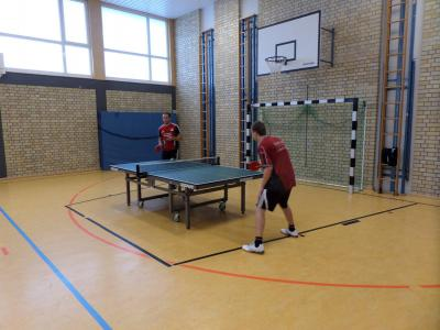 Fotoalbum Tischtennis Vereinsmeisterschaft 2014