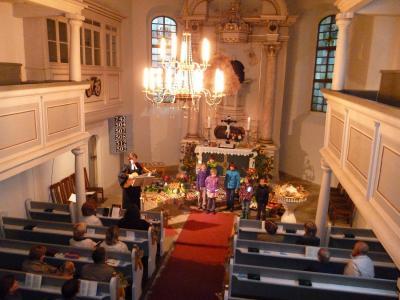 Foto des Albums: Erntedank in Ziegenhain 14. September 2014 (14.09.2014)