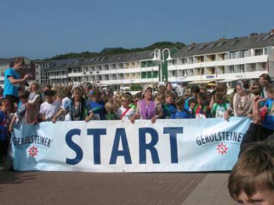 Fotoalbum Schülerstaffelmarathon