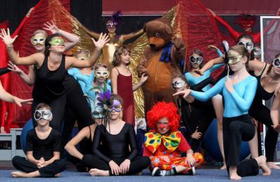 Fotoalbum ArTaS: Impressionen Sängerfestprogramm 2014