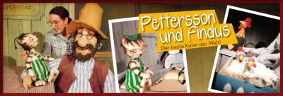 Fotoalbum Kindertheater Con Cuore Petterson & Findus