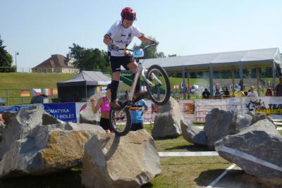 Fotoalbum Fahrrad WM Lillehammer