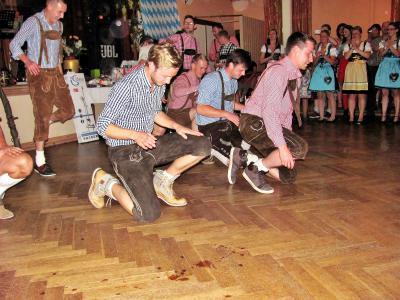 Foto des Albums: Oktoberfest mit den Salzatalern (06.10.2014)