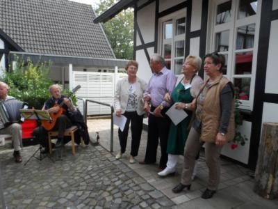 Foto des Albums: Kürbisfrühschoppen am 28.09.2014 (14.10.2014)