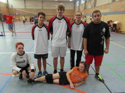 Fotoalbum Volleyball in Wittstock