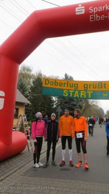 Fotoalbum 31. Doberluger Forstlauf 2014 des TSV Doberlug 1863 e.V. (Elbe-Elster-Laufserie)
