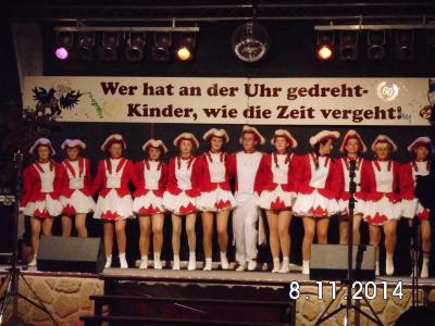 Fotoalbum Jubiläumsfeier des SCC zum 60. Geburtstag in Vielbaum