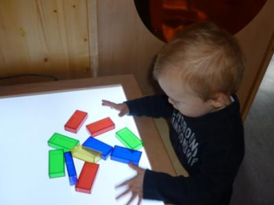 Fotoalbum Ein Tag bei den Orangenen (Alter der Kinder: 1-2 Jahre)