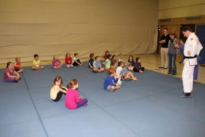 Fotoalbum Tag des Judo in der Grundschule Herdorf