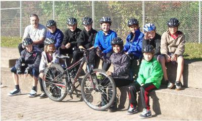Fotoalbum Radsporttraining 2012/13