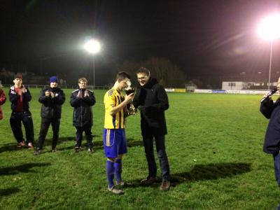 Fotoalbum A Junioren Friedewald Endspiel