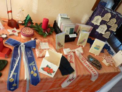 Fotoalbum Impressionen vom Adventsbasar