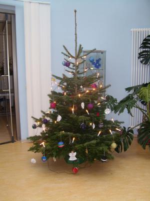 Fotoalbum Weihnachtsbaum