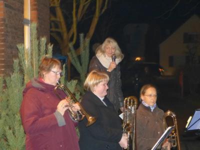 Fotoalbum Unsere Schnappschüsse vom Weihnachtsmarkt 2014