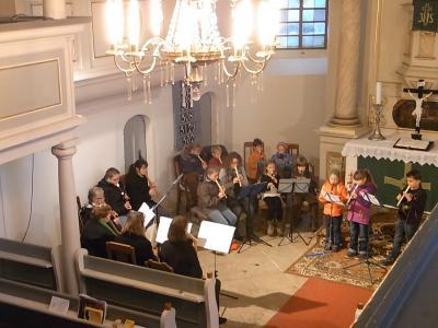 Foto des Albums: Adventsmusik in Ziegenhain (14.12.2014)