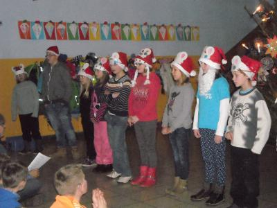 Fotoalbum Adventszeit in der Grundschule Feldatal
