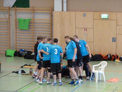 Fotoalbum Volleyball: Kremmener Havel SV (Männer I) - Spieltag