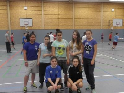 Fotoalbum Siegerteams KBOP-Fußballturnier