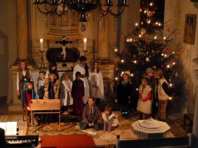 Foto des Albums: Weihnachten in unserer Kirchgemeinde (27.12.2014)