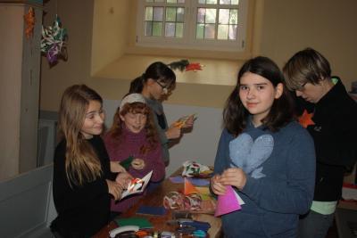 Fotoalbum Kindergottesdienst-Weihnachtsfeier