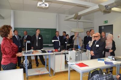 Foto des Albums: Besuch einer Tunesischen Delegation (05.10.2014)