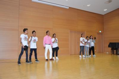 Foto des Albums: Begrüßung Philippinischer Schüler am Emil-Fischer-Gymnasium (28.08.2014)