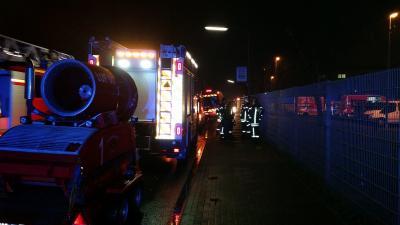 Fotoalbum Großbrand in Vogelsang