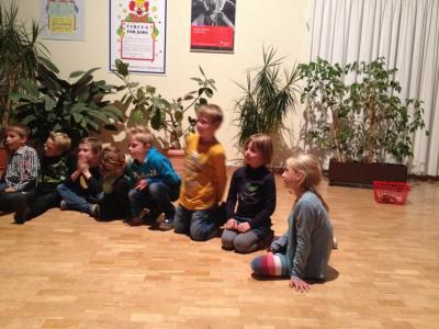 Fotoalbum Herbstfest der Klasse 2b