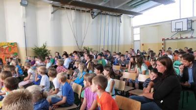 Fotoalbum Letzter Schultag
