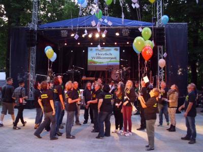 Fotoalbum 50.Gröbziger Parkfest 2014