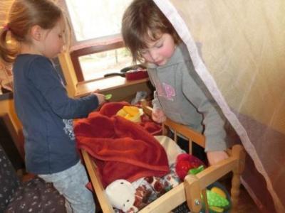 Fotoalbum Ein Tag bei den Gelben (Kindergartenkinder)