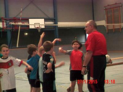 Fotoalbum Volleyball 1