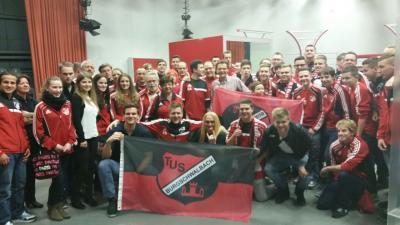 Fotoalbum Die TuS Burgschwalbach zu Gast im Flutlicht - SWR3 Sendung