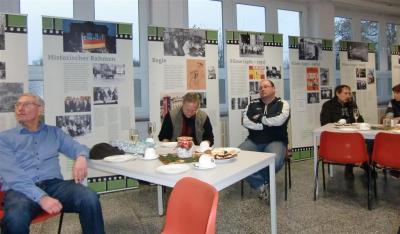 Fotoalbum Präsentation der Wanderausstellung und 5. Lange Filmnacht