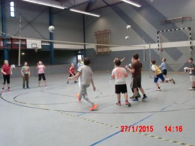 Fotoalbum Volleyball 2