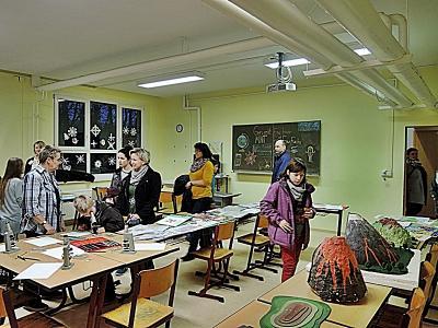 Fotoalbum Das Jahrbuchteam berichtet über das Gymnasium.