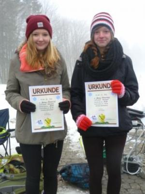 Fotoalbum Schulmeisterschaften im Skilanglauf
