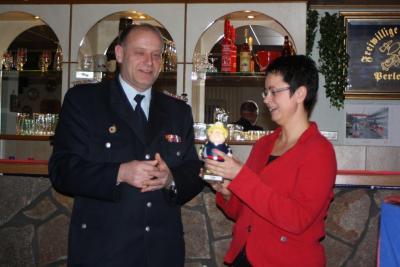 Fotoalbum Jahresabschluss der freiwilligen Feuerwehr Perleberg