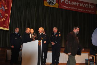 Fotoalbum 19. Delegiertenversammlung des  Feuerwehrverbandes des Landkreises Uckermark e.V.