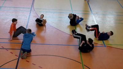Fotoalbum Volleyball WKIII März 2015