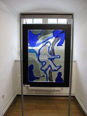 Fotoalbum Ausstellung Glas-Kunst-Handwerk Glasfachschule Hadamar