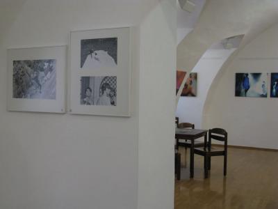 Fotoalbum Ausstellung Margit Bach