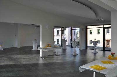 Fotoalbum Schlüsselübergabe Gemeindezentrum