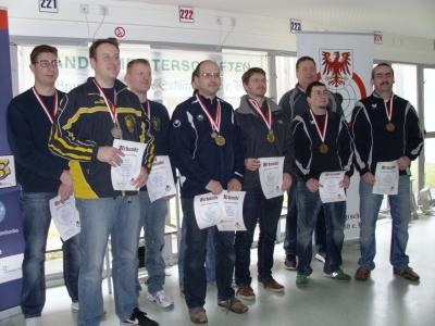 Fotoalbum Landesmeisterschaften Druckluftdisziplinen