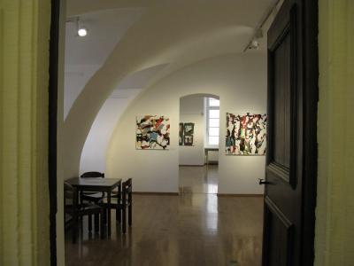 Fotoalbum Ausstellung Dankmar Bangert de Vondel